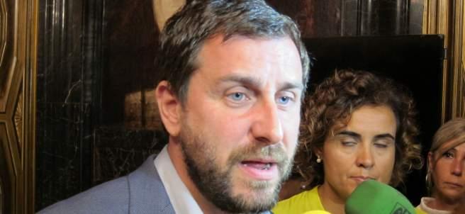 El conseller de Salud, Antoni Comín