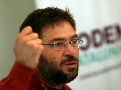 Fachin dimite como secretario general de Podem
