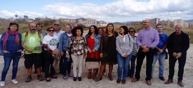 Málaga AHora en los antiguos Terrenos de Repsol