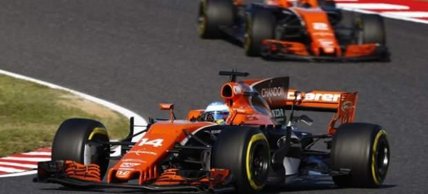 El nuevo McLaren de Fernando Alonso se presentará el 23-F