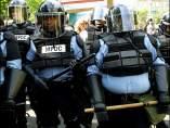 Policías en Washington