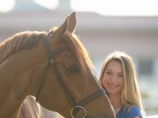 Mamá, quiero un caballo