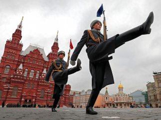 Rusia celebra el centenario de su Revolución