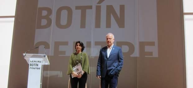 Fátima Sánchez y Benjamin Weil, directores Centro Botín