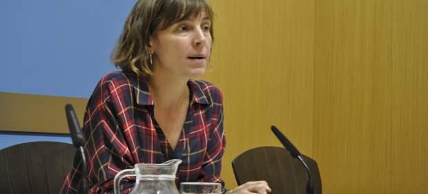La concejala de Medio Ambiente y Movilidad de Zaragoza, Teresa Artigas.