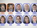 """Programa TV3 que explica quienes son los """"presos políticos"""""""