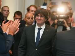 Bélgica hace coincidir el proceso judicial sobre la extradición de Puigdemont con el inicio de la campaña del 21-D
