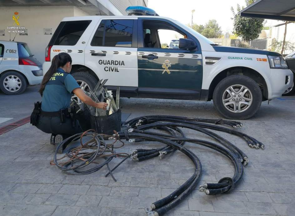 Sucesos detenido en utrera un electricista por robar - Electricista huelva ...