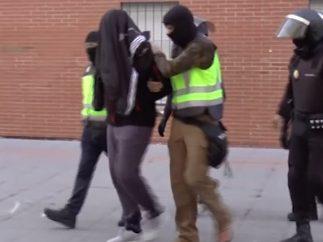 Detenido en Ceuta por su relación con Estado Islámico