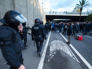 Vigilancia policial