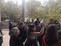 Activistas de la PAH