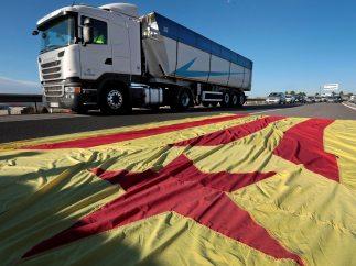 Nueva huelga general en Cataluña
