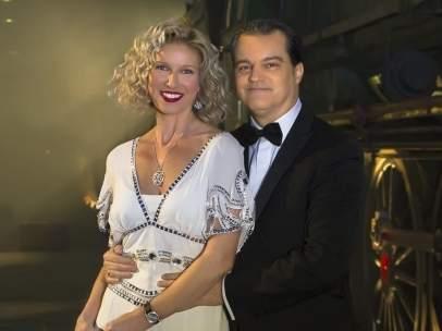 Anne Igartiburu y Ramón García