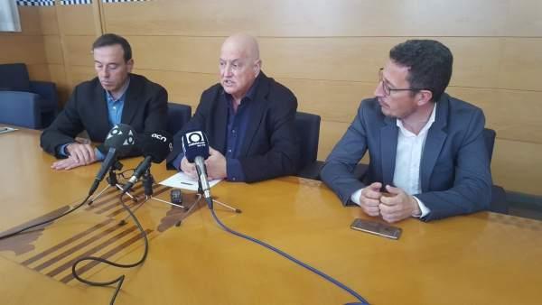 Alcalde de Olot, Josep Maria Corominas