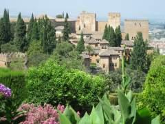 La Alhambra vista desde el Albaicín