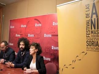 Soria:  Rey (I); López y Andrés