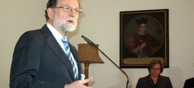 Mariano Rajoy en Salamanca