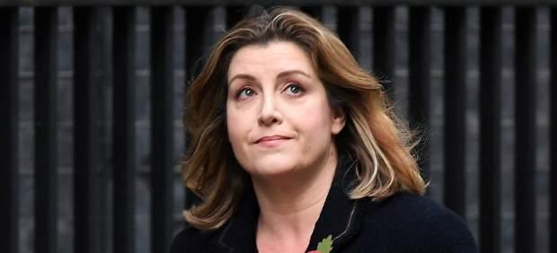 Penny Mordaunt ministra británica de Cooperación Internacional