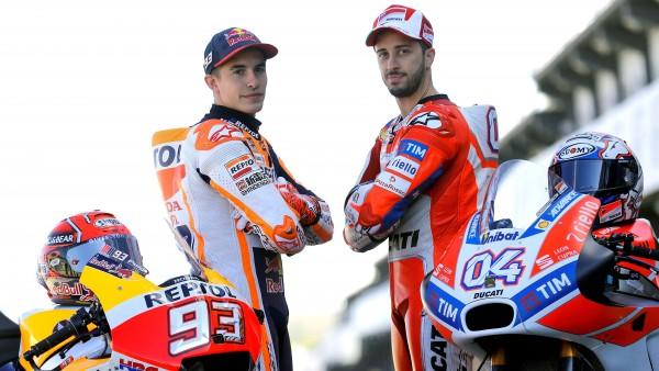 Márquez y Dovizioso