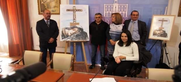 Presentación del cartel de la Semana Santa 2018 de Zamora