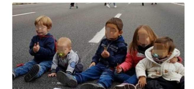 bebes huelga cataluña