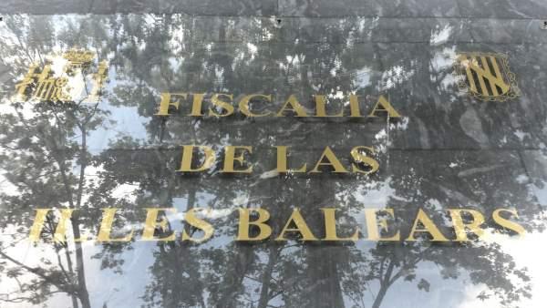 Foto Recurso De La Fiscalía De Baleares