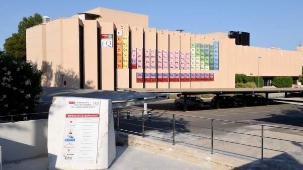 [Comunicacionumu] Universidad De Murcia: La Facultad De Química De La Umu Inaugu