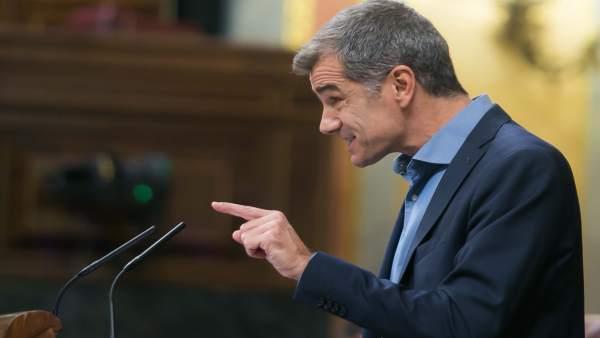 """Toni Cantó (Cs) creu que Forcadell i els membres de la Taula són """"uns covards"""" davant d'un jutge"""