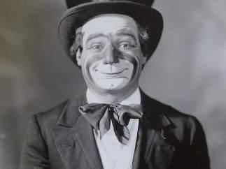 Retrato del payaso Marcelino