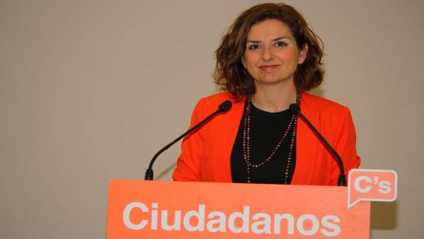 Orlena de Miguel, Ciudadanos