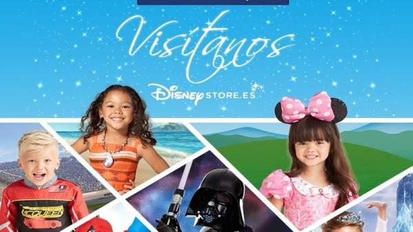 Puerto Venecia cuenta desde hoy con una nueva Disney Store