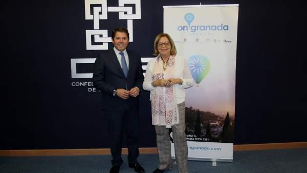 Gerardo Cuerva y Adelaida de la Calle