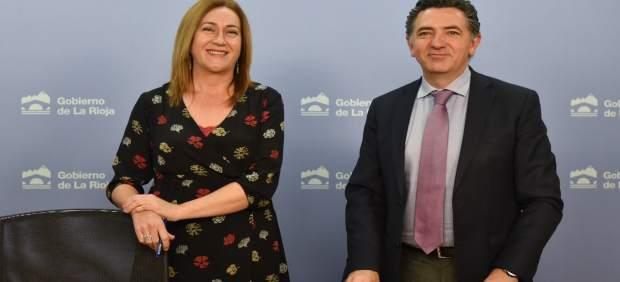 Martínez y Cuevas en el Consejo de Gobierno