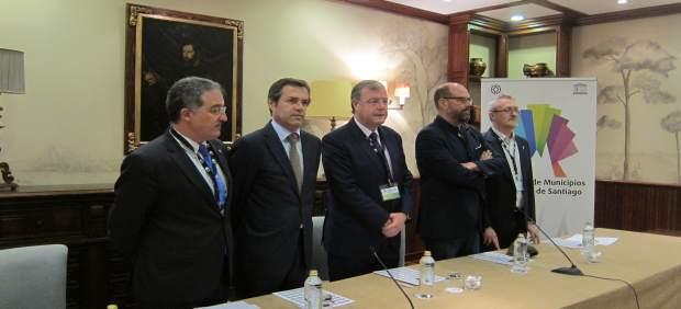 Rueda de prensa de la Asociación de Municipios del Camino Francés