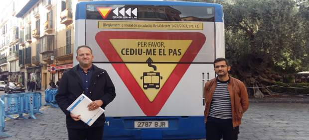 Campaña 'Cediu-me el pas'
