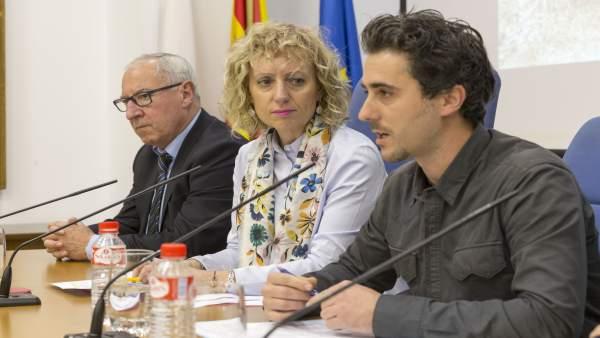 Palacio, Tezanos y Cicero hacen balance del proyecto Lamizal