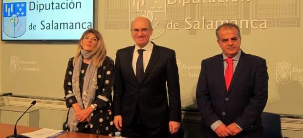 Salamanca: Eva Picado, Javier Iglesias Y José M. Sánchez