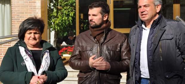 Tudanca Pide A La Junta Que Asuma Sus Competencias En Servicios Sociales Porque