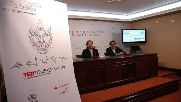 Presentación del 'TEDxCádizUniversity 2017'