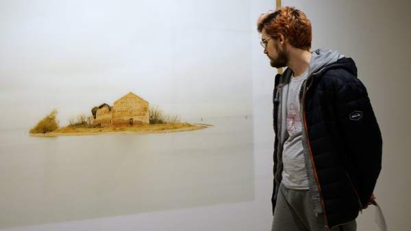 Valladolid. Exposición de Elger Esser