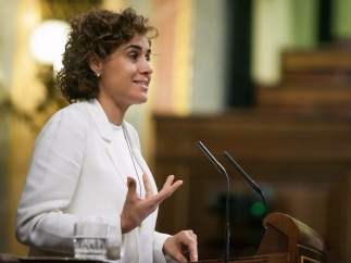 La ministra de Sanidad, Servicios Sociales e Igualdad de España, Dolors Montserrat.