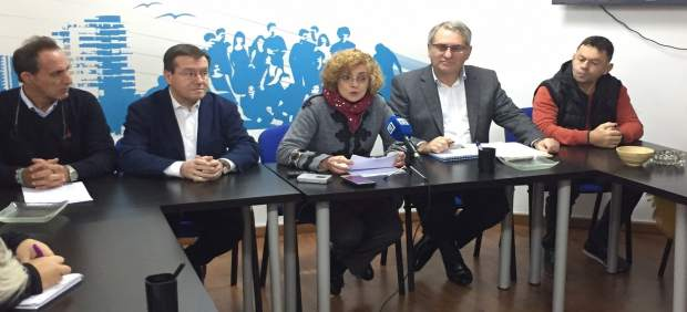 Gloria García y Ramón García Cañal