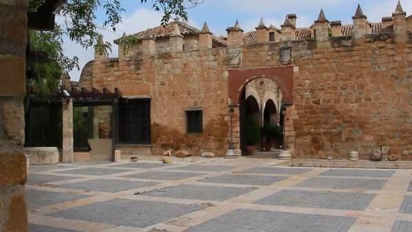 Casa Palacio de Mengíbar
