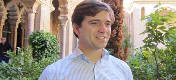 El diputado del PP en las Cortes de Aragón, Ramón Celma