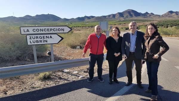 PP-A exige partidas en los presupuestos de la Junta para la Autovía del Almanzor