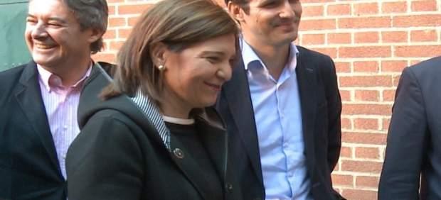 """Casado mostra la confiança del PP en el lideratge de Bonig i diu que a la Comunitat Valenciana hi ha """"equip i principis"""""""
