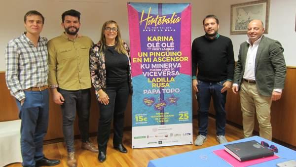 El VIII Horteralia llega a Cáceres el día 25 de noviembre