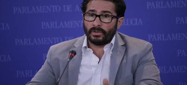 El parlamentario andaluz de Podemos por Córdoba, David Moscoso
