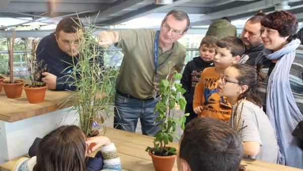Día de los Museos de Ciencia en el Parque de las Ciencias