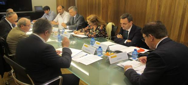 Reunión de la Comisión extraordinaria de Sequía
